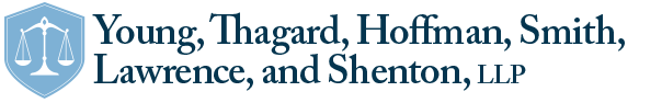 Young, Thagard, Hoffman, Smith, Lawrence & Shenton, LLP  logo